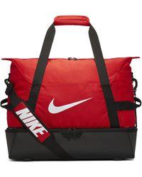 Nike Academy Team Football Hard-case Bag (medium) - Red