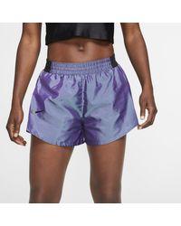 Nike - Short de running Tempo Lux pour - Lyst