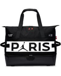 Nike Sac de sport pour le football Paris Saint-Germain - Noir