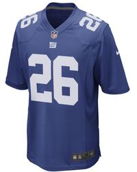 official photos ede9b eeb07 Nike Nfl New York Giants Color Rush Limited (eli Manning ...