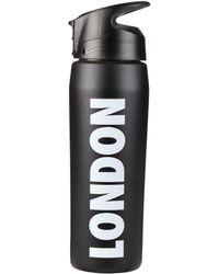 Nike Gourde (Londres) SS HyperCharge Straw 710 ml - Noir