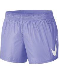 Nike Laufshorts - Lila