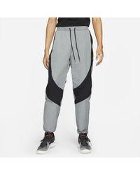 Nike Jordan Flight Suit Hose - Grau