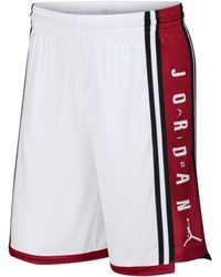 Nike Shorts da basket Jordan HBR - Bianco