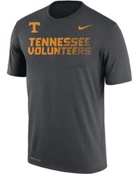 Nike - Dry College Legend Sideline (tennessee) Men's T-shirt - Lyst