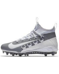 nike huarache cleats lacrosse, Nike Air Max BW White Blue