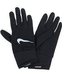 Nike Dri-FIT Tempo -Laufhandschuhe - Schwarz