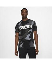Nike T-shirt Paris Saint-Germain - Nero