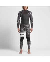 Nike Hurley Fusion 302 Fullsuit Wetsuit - Black