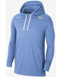 Nike College Lightweight Pullover Hoodie - Blue