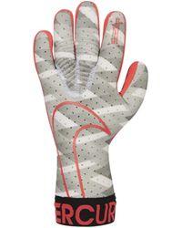 Nike Gants de football Goalkeeper Mercurial Touch Elite - Blanc