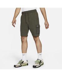 Nike Shorts Sportswear - Verde