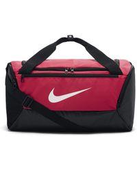 Nike Borsone piccolo da training Brasilia - Rosa