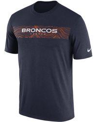 a0f541a90 Nike Nfl Denver Broncos Color Rush Limited (von Miller) Men s ...
