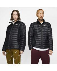 Nike Sportswear Puffer-Jacke mit Synthetikfüllung - Schwarz