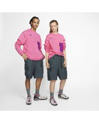 Nike Short cargo ACG - Vert