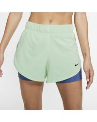 Nike Short de training 2-en-1 Flex pour - Vert