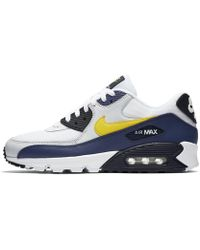 b0f9e28d13 Lyst - Nike Air Max 90 Essential Men's Shoe in Blue for Men