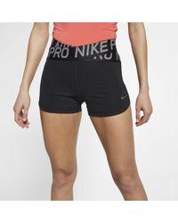Nike Short Pro Intertwist 8 cm pour - Noir