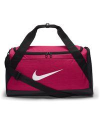 b1a84848dd Nike - Sac de sport de training Brasilia (petite taille) - Lyst