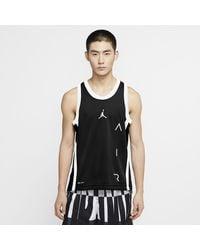Nike Jordan Air Basketballtrikot - Schwarz
