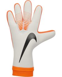 Nike Gants de football Goalkeeper Mercurial Touch Victory - Blanc