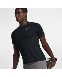 24f1321d13641 Lyst - Nike Tailwind Running Division Men s Long Sleeve Running Top ...