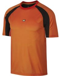 Nike Lab Collection Tn Short-sleeve Top - Orange