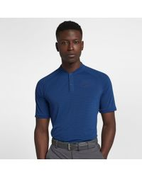 Nike - Polo de golf Zonal Cooling TW pour Homme - Lyst