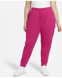 Nike Air Damenhose (große Größe) - Pink