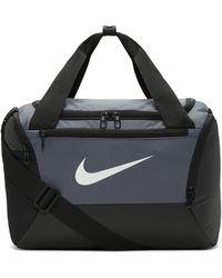 Nike Brasilia Training Duffel Bag (extra Small) - Grey