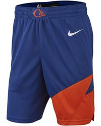 brand new 0f2da eafd5 Cleveland Cavaliers City Edition Swingman Nba Shorts - Blue