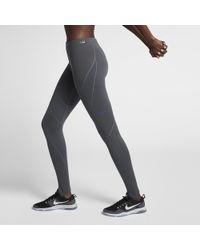 Nike - Pro Hyperwarm Women's Training Tights - Lyst