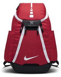 ... Nike - Hoops Elite Max Air Team 2.0 Basketball Backpack (red) - Lyst e16ed5209c3ff