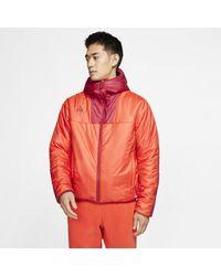 Nike - Giacca con cappuccio ACG PrimaLoft® - Lyst