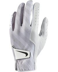 Nike Tech Golfhandschuh (Links regulär) - Weiß