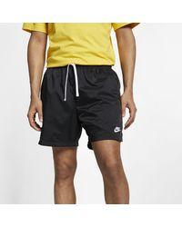 Nike Sportswear Webshorts - Schwarz
