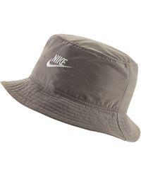 Nike Sportswear Bucket Hat - Grau