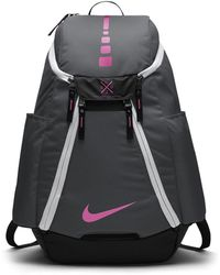 a2d74cb69af8 Nike - Hoops Elite Max Air Team 2.0 Basketball Backpack (black) - Lyst