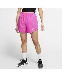 Nike Shorts da running Tempo Lux– - Rosa
