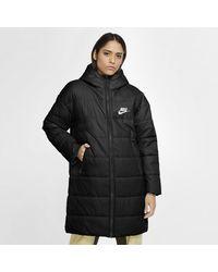 Nike Parka Sportswear Synthetic-Fill - Nero