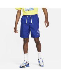 Nike - Sportswear Alumni Woven Shorts - Lyst
