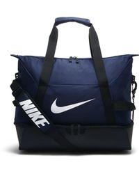 Nike Academy Team Football Hard-case Bag (medium) - Blue