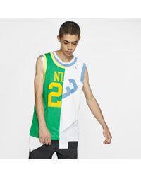 Nike Haut Lab Collection pour - Blanc