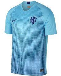 70b276924a188 Lyst - Nike 2016 Netherlands Stadium Away Men's Soccer Jersey in ...