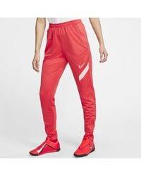 Nike Pantalon de football Dri-FIT Academy Pro pour - Rouge