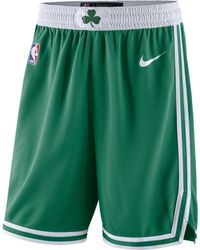 Nike - Short NBA Swingman Boston Celtics Icon Edition pour - Lyst