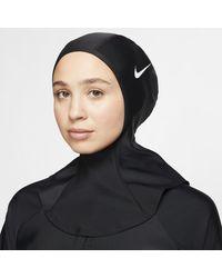 Nike Swim Hijab - Black