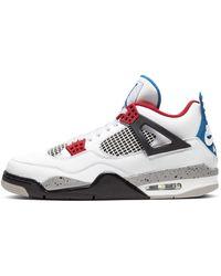 Nike Chaussure Air Jordan 4 Retro SE - Blanc