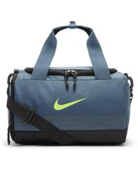 Nike Sac de sport de training Vapor Jet Drum (format mini) - Bleu
